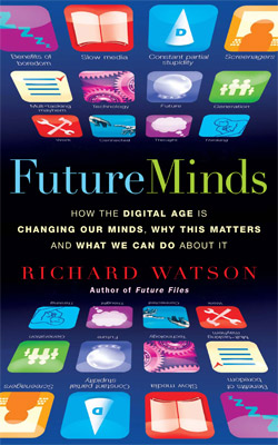 Future Minds book cover